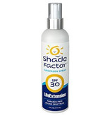 Life Extension Shade Factor Sunscreen Spray Spf 30