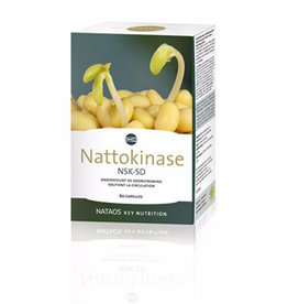 Life Extension Nattokinase Nsk-sd:nataos Key Nutrition