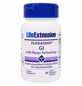 Life Extension Florassist With Phage Technologie