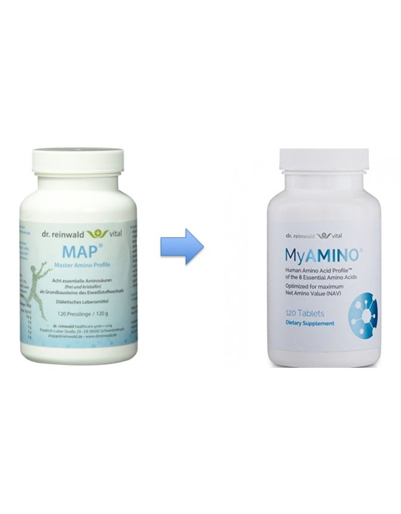 Dr. Reinwald MAP ® tablets