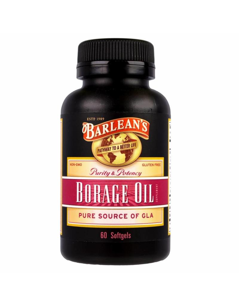 Barlean's Borage Oil