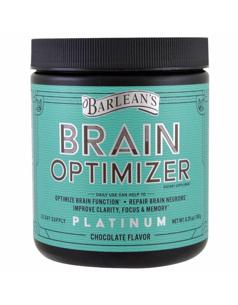 Barlean's Brain Optimizer, Chocolate Flavor