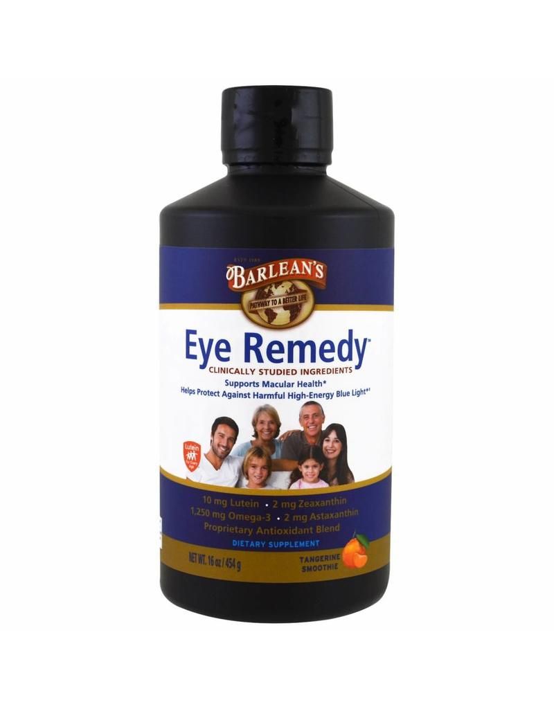 Barlean's Eye Remedy, Tangerine Smoothie