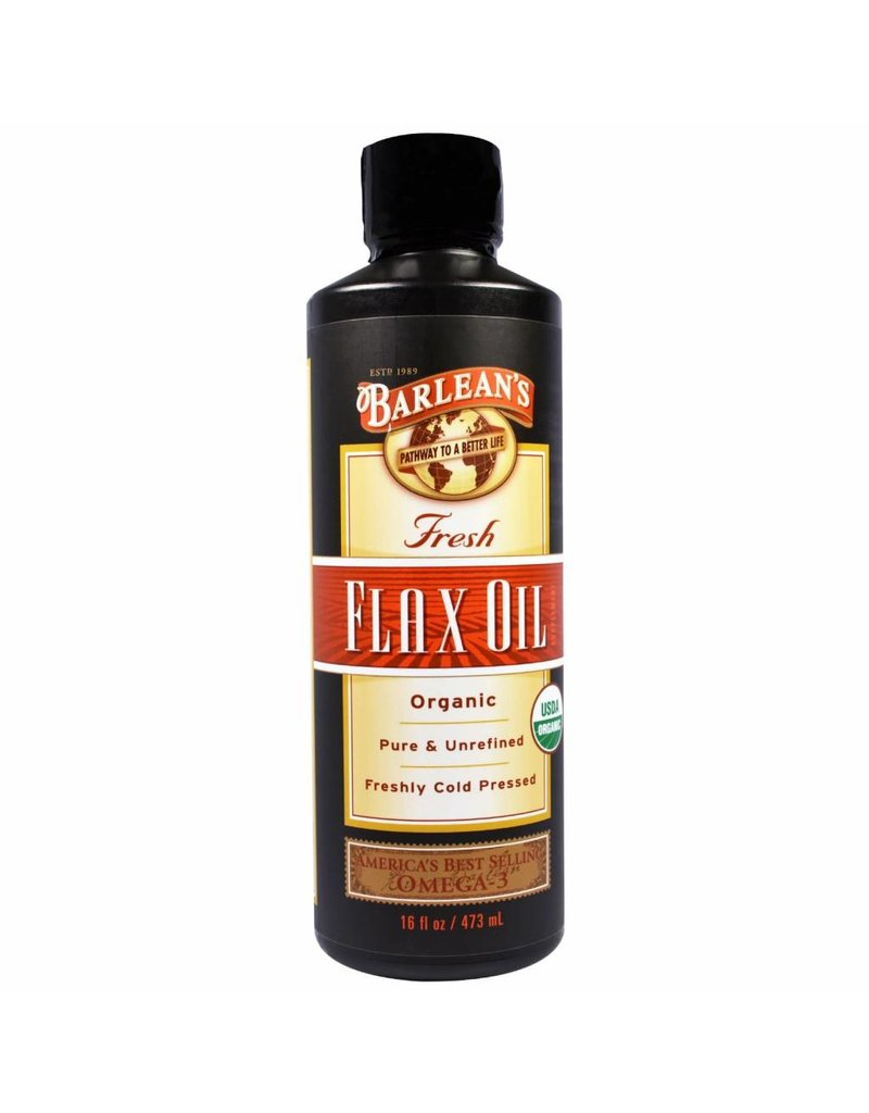 Barlean's Organic Fresh Flax Oil