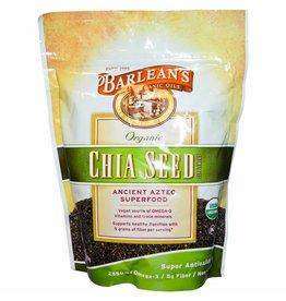Barlean's Organic, Chia Seed Supplement