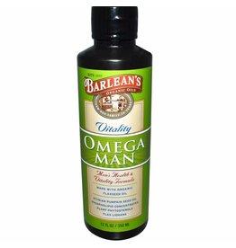 Barlean's Organic Oils, Omega Man, Men's Health & Vitality Gformula