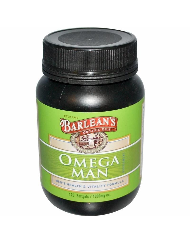 Barlean's Omega Man Supplement