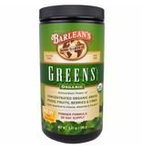 Barlean's Greens, Powder Formula, Organic