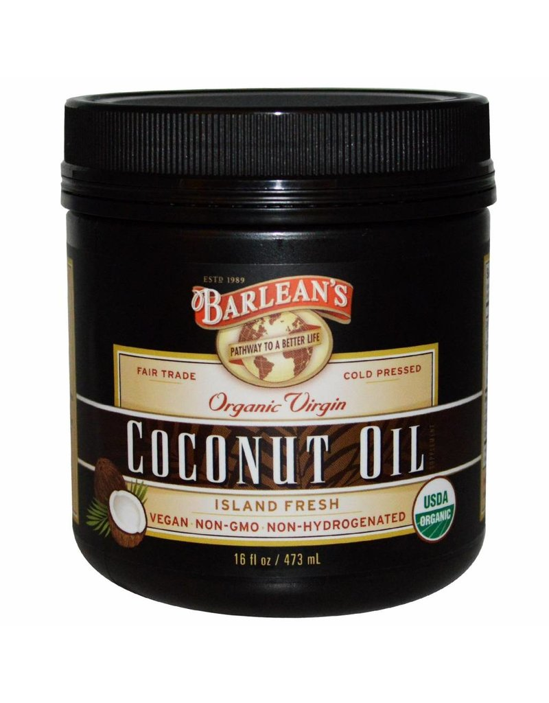 Barlean's Organic Virgin Coconut Oil