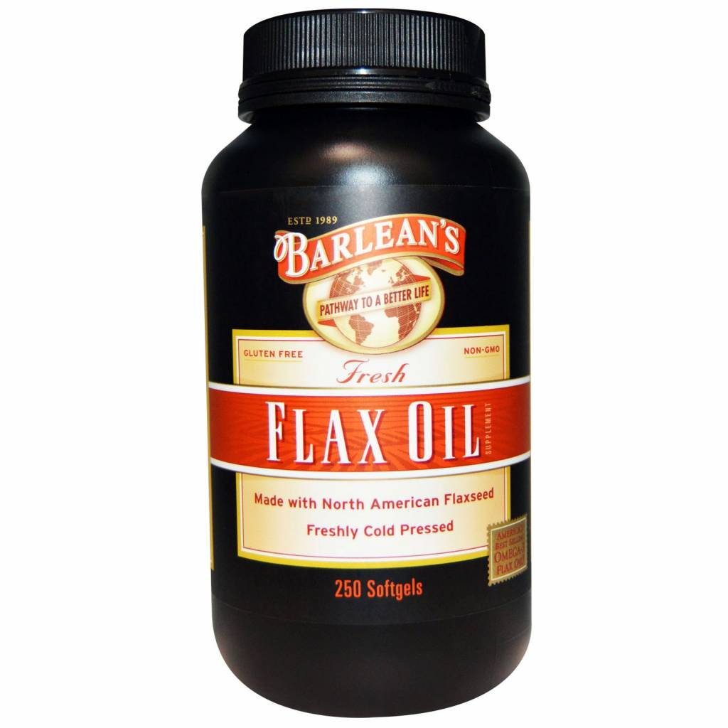 Barlean's Fresh Flax Oil