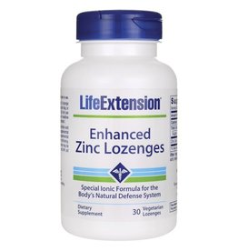 Life Extension Enhanced Zinc Lozenges