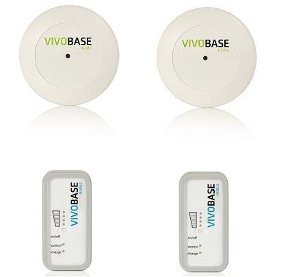 VIVOBASE Vivobase Bundle 2x Home + 2x Mobile