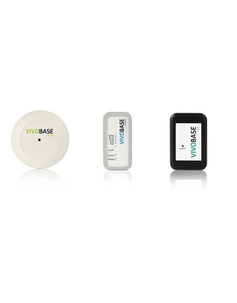 VIVOBASE Vivobase Bundle 1x Home + 1x Mobile + 1x Car