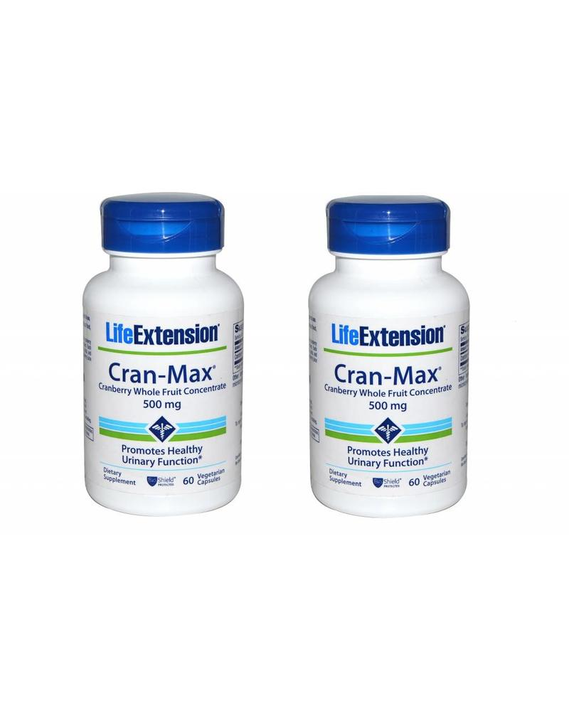Life Extension Cran-Max Cranberry Extract 2-pack