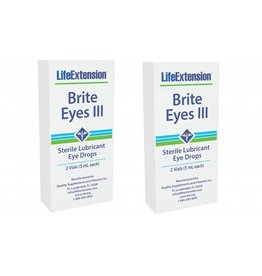 Life Extension Brite Eyes Iii 2-pack