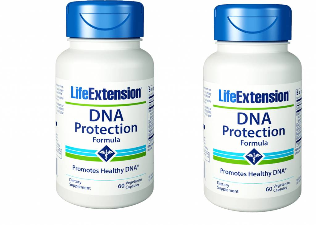 Life Extension DNA Protection Formula 2-pack
