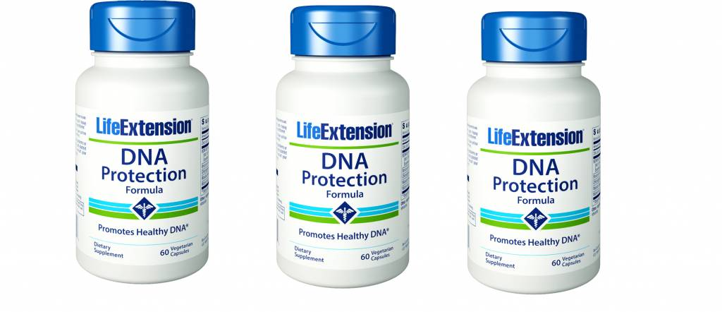 Life Extension  DNA Protection Formula 3-pack
