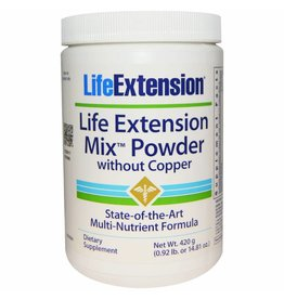 Life Extension Life Extension Mix Powder Without Copper
