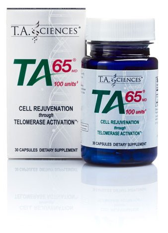 T.A. Sciences TA-65MD 100IE (30 capsules)