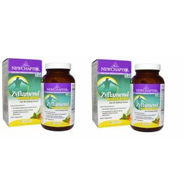 New Chapter Zyflamend Whole Body 180 Vegetarian Capsules, 2-pack