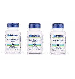 Life Extension Sea-Iodine, 3-pack