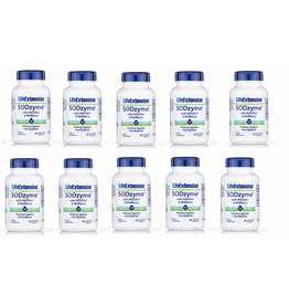 Life Extension Sodzyme® With Glisodin® & Wolfberry, 10-pack