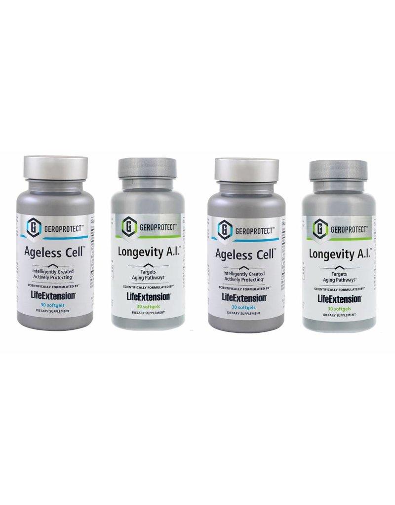Life Extension Anti-aging Kit, 2-pack