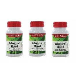 Vitals Salvestrol Shield, 3-pack