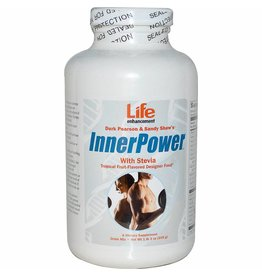 Life Enhancement Innerpower With Stevia Drink Mix, Tropical Fruit-flavored