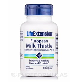 Life Extension Certified European Milk Thistle