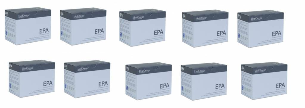 Life Extension Ideal Omega - Ideal Epa, 60ct, 10-pack