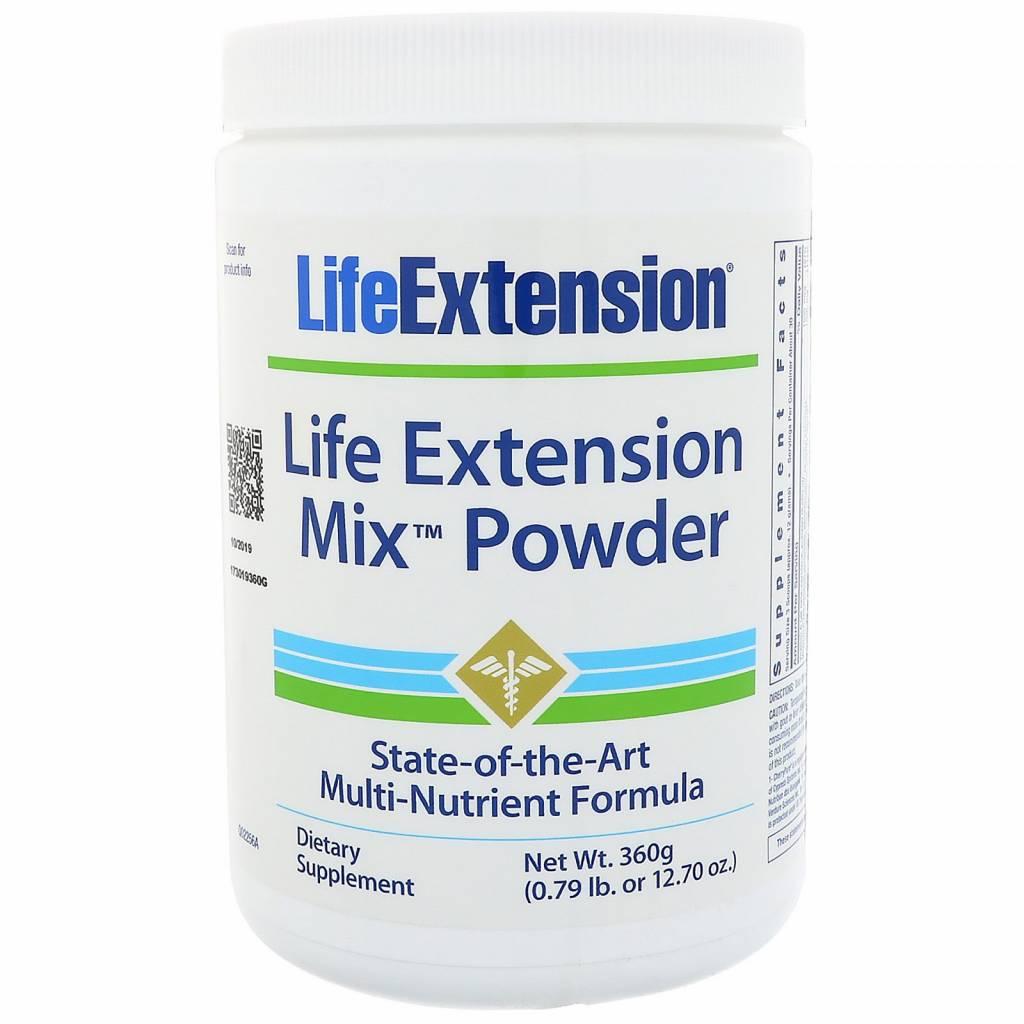 Life Extension Life Extension Mix Powder