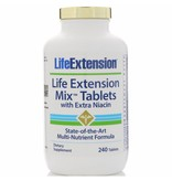 Life Extension Life Extension Mix Tablets With Extra Niacin,240 Tablets