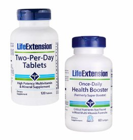 Life Extension Multivitamin Kit | 60 Days Kit