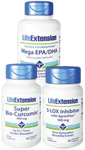 Life Extension Anti-inflammation Kit | 60 Days Kit