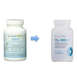 Dr. Reinwald Map ® Tablets (120 Tablets), 90-pack