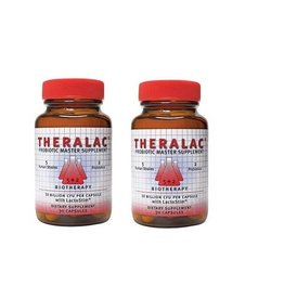 Life Extension Theralac®, 30 Capsules, 2-pack