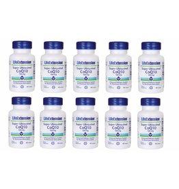 Life Extension Super Ubiquinol Coq10, 100 Mg, 60 Softgels, 10-pack