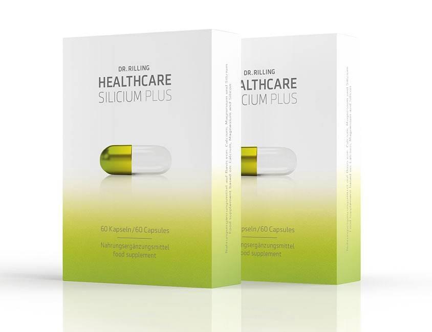 Dr. Rilling Healthcare Dr. Rilling Healthcare Silicium Plus