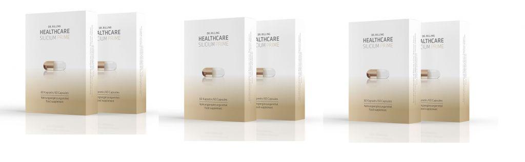 Dr. Rilling Healthcare Dr. Rilling Healthcare Silicium Prime, 3-pack