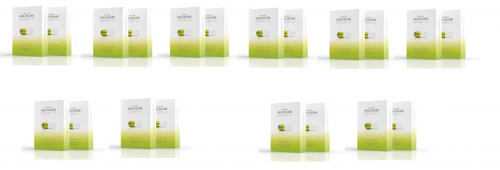 Dr. Rilling Healthcare Dr. Rilling Healthcare Silicium Plus, 10-pack
