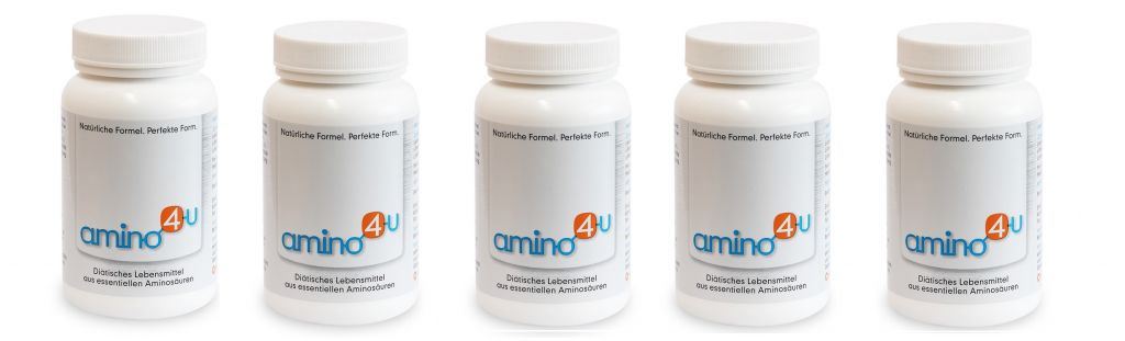 amino4u Amino4u, 120 Tablets, 5-pack