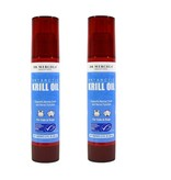 Dr. Mercola Dr. Mercola, Antarctic Krill Oil, For Cats & Dogs, 2,0 Fl Oz (59ml), 2-pack