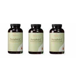 Life Extension Pectasol-c® Modified Citrus Pectin, 270 V-caps, 3-pack
