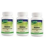 Greenleaves vitamins Astamax (astaxanthine) 6mg, 3-pack