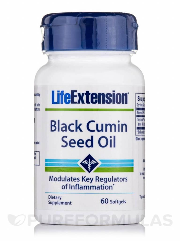 Life Extension Black Cumin Seed Oil