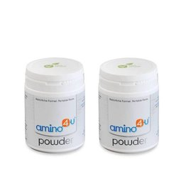 amino4u Amino4u Powder, 120g, 2-pack