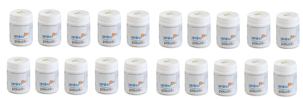 amino4u Amino4u Powder, 120g, 20-pack
