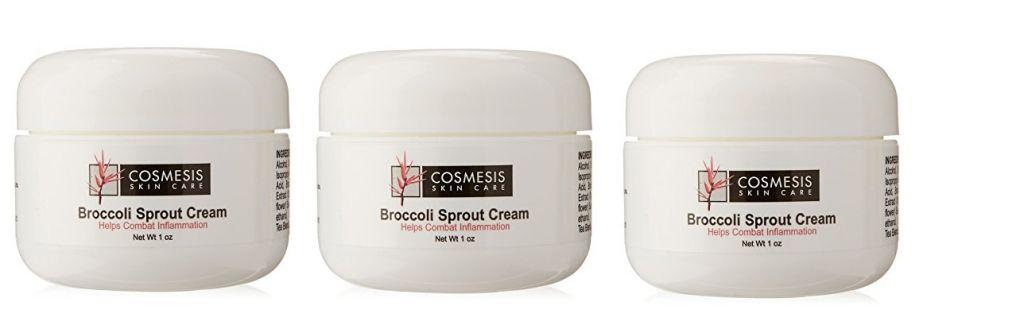 Jarrow Formulas Broccoli Sprout Cream, 1 Oz., 3-pack