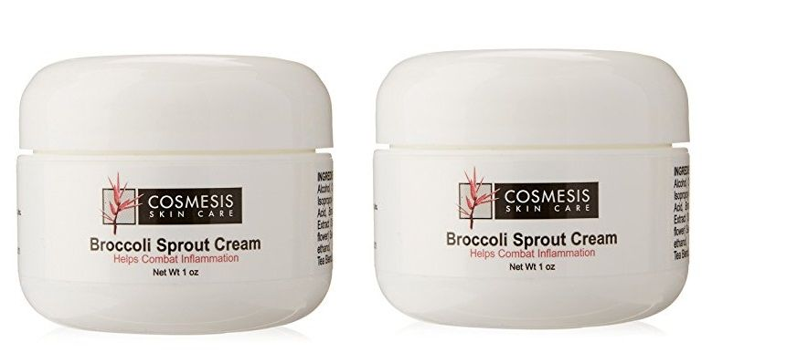 Jarrow Formulas Broccoli Sprout Cream, 1 Oz., 2-pack